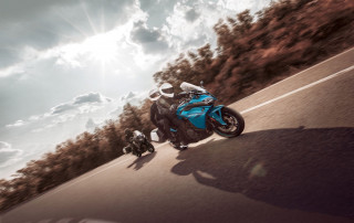 cfmoto 650gt action