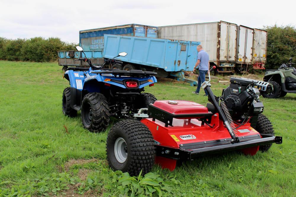 farm quad bike know how