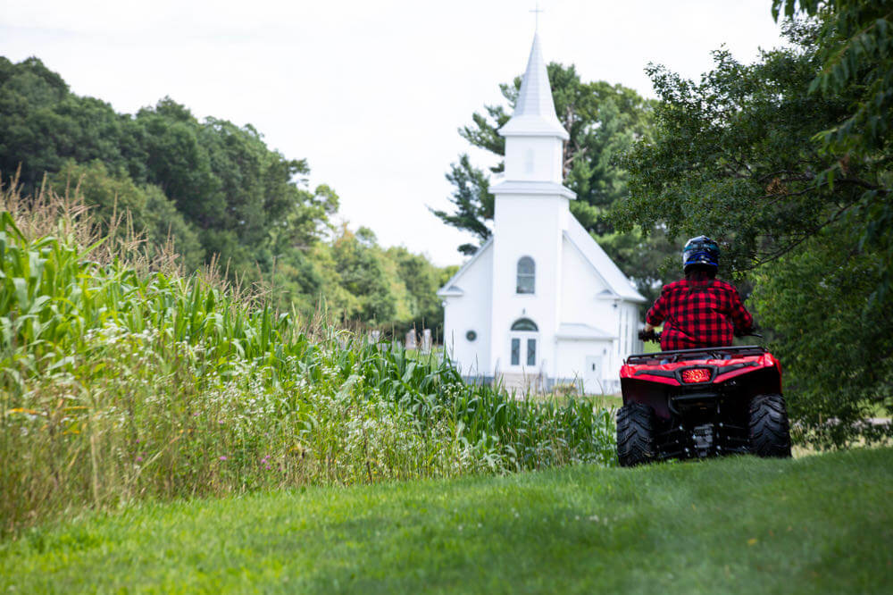 what to look for when buying atv