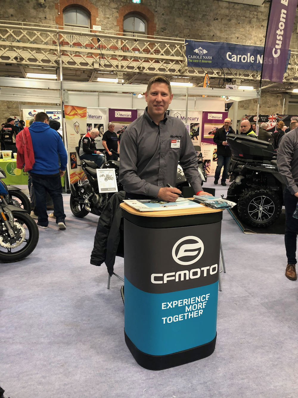 Ireland Motorcycle and Scooter Show