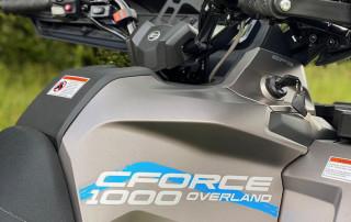 CFORCE 1000 overland
